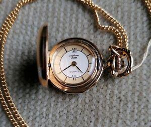 Pallas Stowa Pocket Watch Chains Watch Ladies New Without Battery