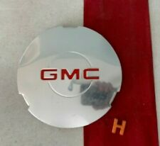 #H 1) 1999- 04 GMC Yukon Denali Sierra Polished OEM Center Cap 15712389 9595217