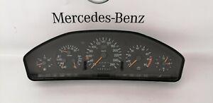 MERCEDES BENZ  W140  INSTRUMENT CLUSTER