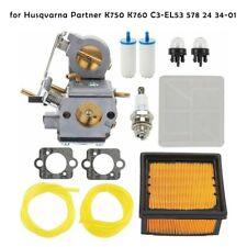 Carburetor For Husqvarna Partner K750 K760 C3 El53 578 24 34 01 Concrete Carb