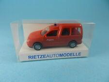 RIETZE 50859 VW CADDY FEUERWEHR SALZBURG 1:87