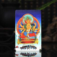 Tibet Tibetan Buddhism  Exquisite painting Amulet thangka Marici