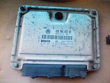 VW Polo 6N2 Lupo Arosa Motorsteuergerät Steuergerät Motor 1.4 MPI   030906032DS