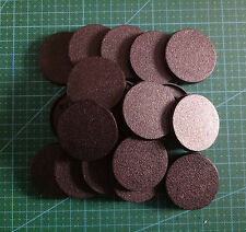 Lot-Of-20-40mm-Round-Bases-For-wargames-table games