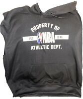 New Nike Official NBA Logo Hoodie Size 3XL 100% Polyester