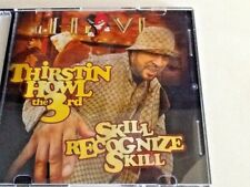 J-love - Thirstin Howl the  3rd Skill recognize skill limited release cd