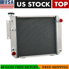 3 Rows Universal Aluminum Radiator For 912495601 Hyster/Yale Forklift H25-35Xm