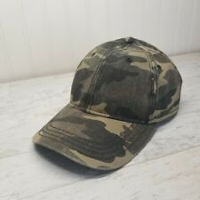 GEORGE Men's Camo Camouflage Baseball Hat Hook and Loop Closure One Size