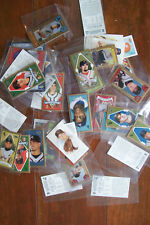 LARGE COLLECTION TOPPS 205 MINI CARDS BASEBALL 35  CARDS PIAZZA POLAR BEAR DRUM