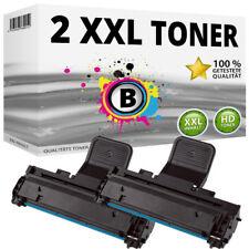 2x Toner MLT-D1082S für Samsung ML-1640 ML-1641 ML-1645 ML-2240 ML-2241 SET