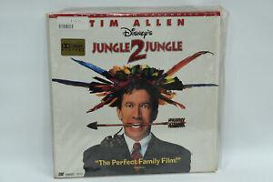Jungle 2 Jungle - Laser Disc / Laserdisc