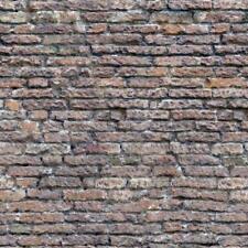 Miniatura Para Casa De Muñecas OScuro Piedra Wall Modelo Revestimiento