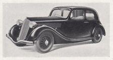 D4842 Alfa Romeo - La 6 cilindri 2300 B - Stampa d'epoca - 1935 vintage print