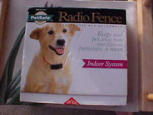 PetSafe PIRF-300 Radio Fence - Wireless Indoor Pet Deterrent Training System