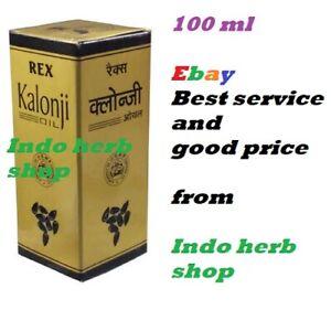 Black Cumin Seed Oil Pure Organic Cold Pressed Nigella Sativa Kalonji 100ml