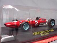 Ferrari Collection F1 512 1965 John 1/43 Scale Mini Car Display Diecast 39