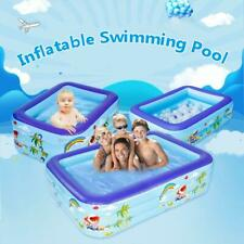 Inflatable Swimming Pool Thickened Durable Safe Family Large Paddling Pool