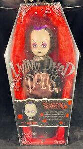 Living Dead Doll Tragedy, Mezco, LDD, 99972 Horror Gothic Coffin, NIB