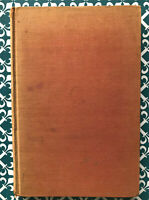 The Long Christmas Dinner & Other Plays in One Act Thornton Wilder 1st Ed 1931