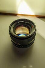 Carl Zeiss Planar T* 50mm f/1.4 Made In Japan Lens - C/Y Mount