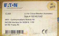 EATON CUTLER HAMMER ICAM NRX Communications Module INCOM Interface 70C1627G02