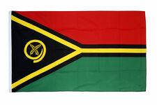 Vanuatu Flag 3 x 2 FT - 100% Polyester With Eyelets National Country