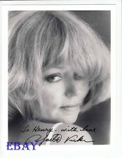 Yvette Vickers autograph RARE Photoi