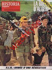 Historia magazine guerre d'Algérie n°379 ALN GPRA
