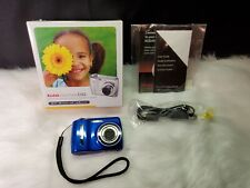 Kodak EasyShare C142 10MP Digital Camera with 3x Optical Zoom - Blue