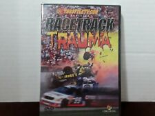 Racetrack Trauma (DVD,2009)  Full Throttle  New & Sealed