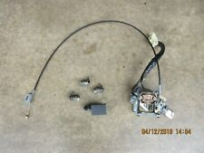 1995 Geo Tracker A/T ignition switch & lock cylinders. PLEASE READ ENTIRETY