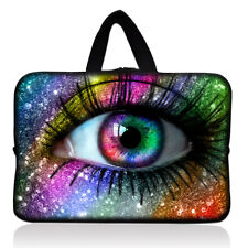 Hot EYE Tablet Soft Pouch Bag Case Cover For HP Slate 7 Tablet iPad Mini +Handle