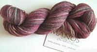 50g MANOS del URUGUAY LACE Alpaka Seide Kaschmir Fb. 6670 VIDIA Lacegarn Wolle