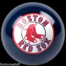 BLUE BOSTON RED SOX MLB TEAM BILLIARD GAME POOL TABLE CUE 8 BALL REPLACEMENT