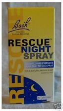 Bach Rescue Night Spray 20ml BBE 04/21