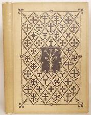 1899 MANUAL OF CHURCH DECORATION AND SYMBOLISM by REV. ERNEST GELDART
