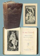 Il mio Tesoro Manuale di divozione Bertarelli Milano 1913 Gioventù Studiosa