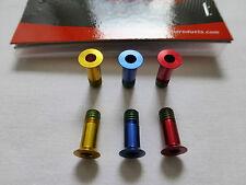 2 x Schrauben für Schaltwerkröllchen Token Tuning Eloxiert shimano kompatibel