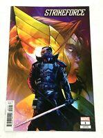 Strikeforce #1  Marvel Comic Book 2019 Benjamin Variant  NM  (BLADE)
