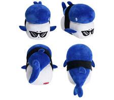 "CHOBA DOLL SHARK SUSHI 12"" inch/ 30 cm Cute Doll Toy Cushion  Japanese Food"