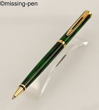 Waterman Preface Ballpoint Pen in Laque Green Marble - Gold