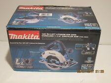 "Makita XSH01Z 7-1/4""  Cordless 18V/36 LXT Li-Ion Circular Saw-Tool Only-F/SP NIB"