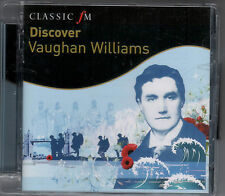 DISCOVER VAUGHAN WILLIAMS - CD (2010) SERENADE TO MUSIC, GREENSLEEVES FANTASIA