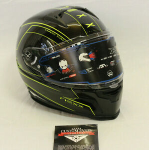Nexx XR2 Pure Carbon Neon Helm Gr.: L (58/59) UPE: 409,95 €