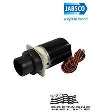 Pompe complète JABSCO 37072-0092 pour WC Quiet Flush 12V série 37045, 37245