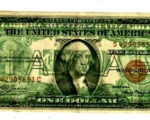 """$1 """"HAWAII"""" (WORLD WAR 2 NOTE) 1935-A  $1  (BROWN SEAL) """"HAWAII"""" RARE!!! CRISPY!"""