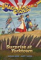 Surprise at Yorktown (AIO Imagination Station Books)-ExLibrary