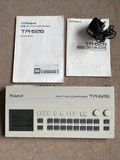 More details for roland tr-626 rhythm composer 80s digital drum machine