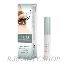 FEG Eyelash Enhancer 3ml Pestañas suero de crecimiento