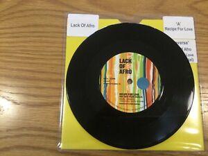 Northern Soul Original Vinyl-Recipe For Love-Freestyle Records FSR7078
